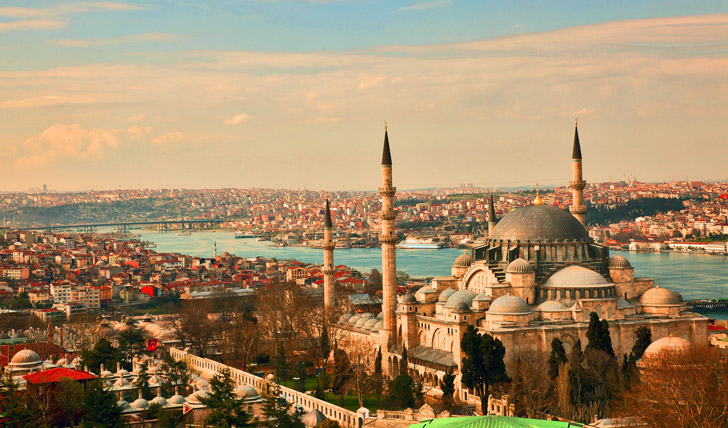 ISTANBUL BEST TOUR 26/6/2017 TO 2/7/2017